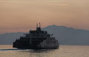 İran ile Katar arasında feribot seferleri başladı