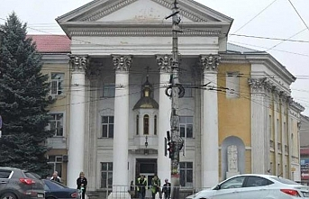 Kırım'da Katolik ve Ortodoks kiliselerin arsa kavgası