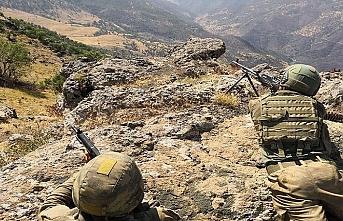 Milli Savunma Bakanlığı duyurdu! Irak'ın kuzeyine yeni harekat