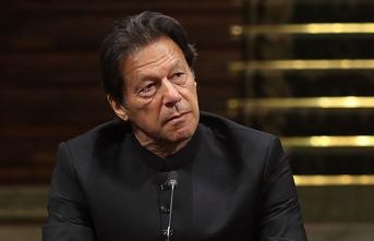 Pakistan Başbakanı Han'dan Hindistan Başbakanı Modi'ye tepki