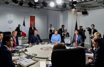'Rusya'nın G7'ye dahil edilmesine yönelik fikir birliği oluşmadı'