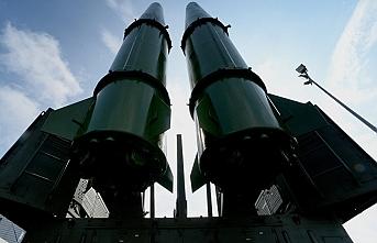 Rusya füzeyi fırlattı: Görüntüler yayınlandı