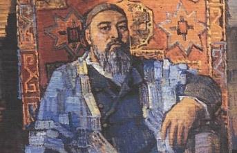 Şair Abay Kunanbayev doğumunun 174. yılında anıldı