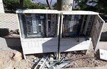 Şırnak'ta kaçak elektrikçilerden saldırı