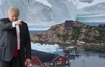 Trump: Söz veriyorum bunu Grönland'a yapmayacağım