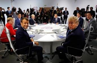 Trump'tan G7'de İran yorumu