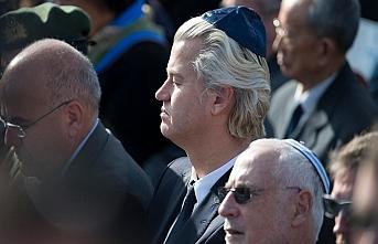 Türk bayrağına hakaret eden Netanyahu Jr'dan Wilders'in İslamofobik paylaşıma destek