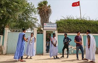 Türkiye, Moritanyalı öğrencilerin hayali oldu