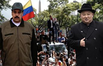 Venezuella, Kuzey Kore'ye büyükelçilik açtı