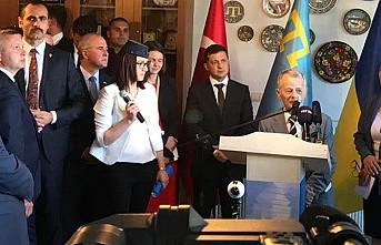 Zelensky: Kırım'ın Ukrayna'ya geri döneceğine inanıyorum