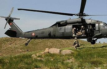 3 PKK'lı terörist, hava harekatıyla etkisiz hale getirildi