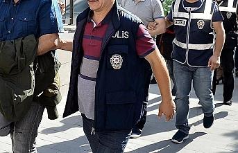 7 ilde FETÖ operasyonu: 15 gözaltı