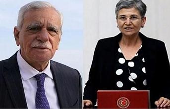 Ahmet Türk'e verilen 1 yıl 3 ay hapis cezası onandı