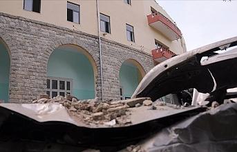 Arnavutluk'taki depremde 132 kişi yaralandı