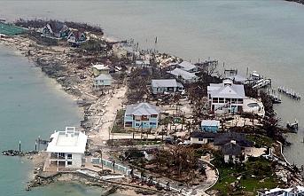 Bahamalar'ı vuran Dorian Kasırgası'nda ölü sayısı 20'ye yükseldi