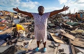 BM Dorian kasırgasının vurduğu Bahamalar'a 8 ton gıda gönderecek