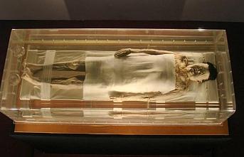 Çin'de Han Hanedanlığı dönemine ait mezar bulundu
