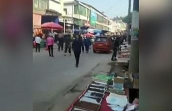 Çin'de kamyon kalabalığa daldı: Çok sayıda ölü ve yaralı var