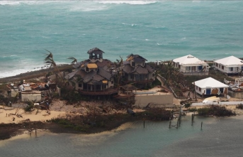 Dorian Kasırgası Kanada kıyılarına yöneldi