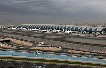 Dubai Havalimanı'nda şüpheli İHA hareketliliği