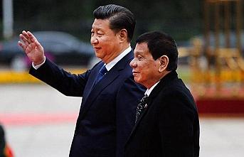 Duterte'den Çin'e şartlı teklif