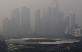 Endonezya'da hava kirliliği kritik seviyede