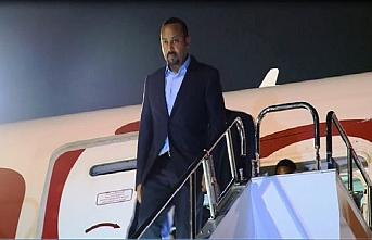 Etiyopya'nın Başbakanı İsrail'e gitti