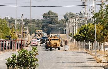 Fırat'ın doğusunda müşterek kara devriyesi başladı