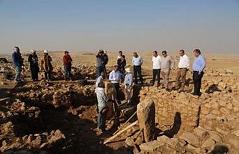Harbetsuvan Tepesi'nde 2'nci Göbeklitepe keşfedildi