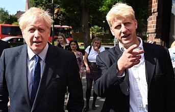 İngiltere Başbakanı Boris Johnson'ın kardeşi istifa etti