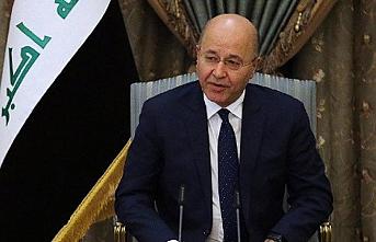 'Irak'ın komşu ülkelere saldırı noktası olmasını kabul etmeyiz'