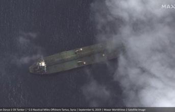 İran'dan 'petrol tankeri hedefine ulaştı' açıklaması