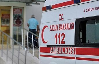 İzmir'de yıldırım düştü.. 7 asker yaralı