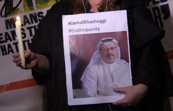 'Kaşıkçı cinayeti Suudi Arabistan için bir leke'