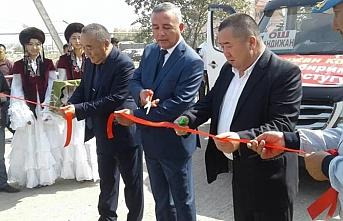 Kırgızistan'dan Özbekistan'a minibüs seferleri başladı