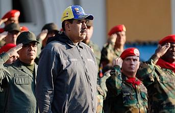 Maduro orduya talimatı verdi: Hazır olun