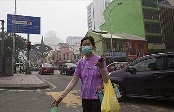 Malezya'da hava kirliliği gelecek hafta azalabilir