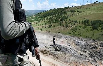Mardin kırsalında sokağa çıkma yasağı.. Operasyon başladı