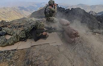 MSB açıkladı: Hakkari'de bir askerimiz şehit oldu