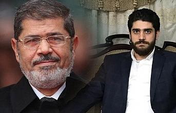 Mursi ve oğlu..Babaya vuslat
