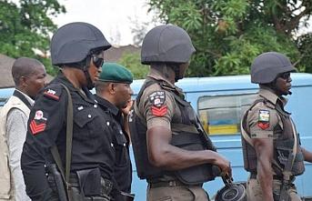 Nijerya'da silahlı çete üyesi 109 kişi yakalandı