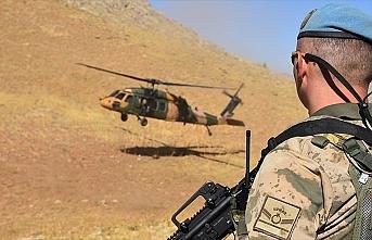 PKK'ya büyük operasyon: 7 terörist öldürüldü