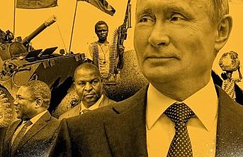 Rusya Afrika'ya el atıyor