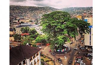 Sierra Leone'ya giriş kapıda vize ile olacak