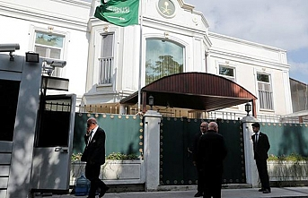 Suudi Konsolosluğu cinayet mahallinden taşınıyor