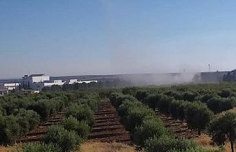 Tel Rıfat'tan Mare'ye yönelen PKK ile ÖSO çatıştı