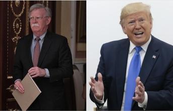 Trump ile fikir ayrılığı Bolton'ı koltuğundan etti