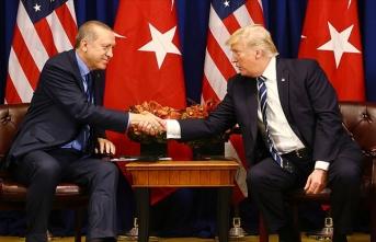 Trump'tan Erdoğan'a 'Brunson' teşekkürü