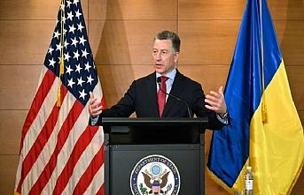 Trump'ın Ukrayna Özel Temsilcisi istifa etti
