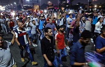 Trump: Mısır'daki gösterilerden endişe duymuyorum